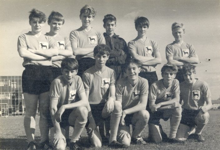 North Herts Schools Rep. Side, 1964.